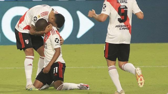 El Millonario logró una importante victoria ante la Academia rosarina.