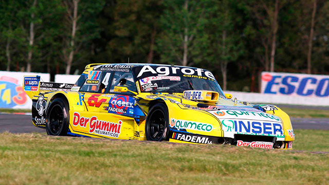 Carabajal se quedó con la final en Buenos Aires y Londero fue tercero.