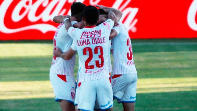 El elenco santafesino ganó 3-2. (Foto: Prensa Unión)