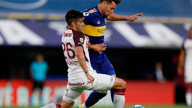 Boca volvió a perder por la Copa de la Liga Profesional
