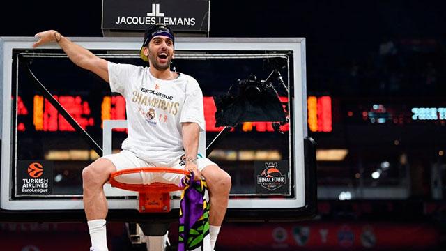 Facundo Campazzo jugará en la NBA.