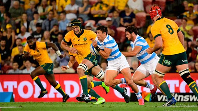 Los Pumas lograron un valisoso empate ante Australia por el Tres Naciones.