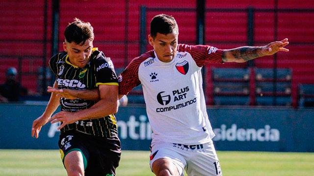 Colón quedó como líder del grupo y sacó pasaje a la Zona Campeonato.