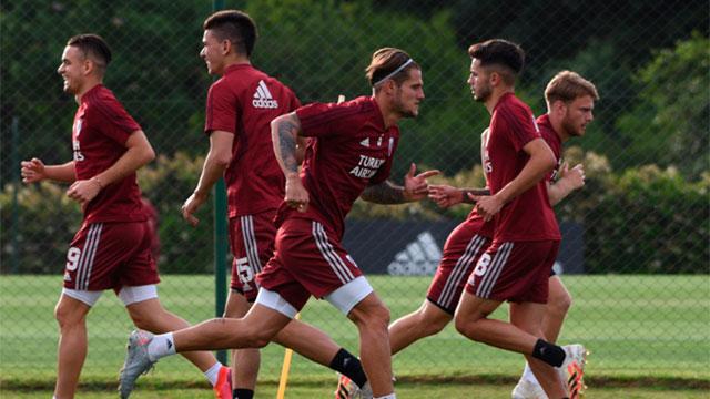 River, con hisopados negativos y plantel completo para jugar la Libertadores.