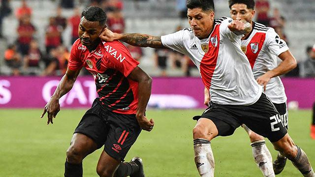 Copa Libertadores: River arranca los octavos de final ante un diezmado Athletico Paranaense