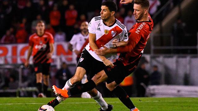 River lo busca pero no puede con Paranaense y empatan sin goles