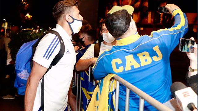 Copa Libertadores: Boca visita a Inter de Porto Alegre por los octavos de final