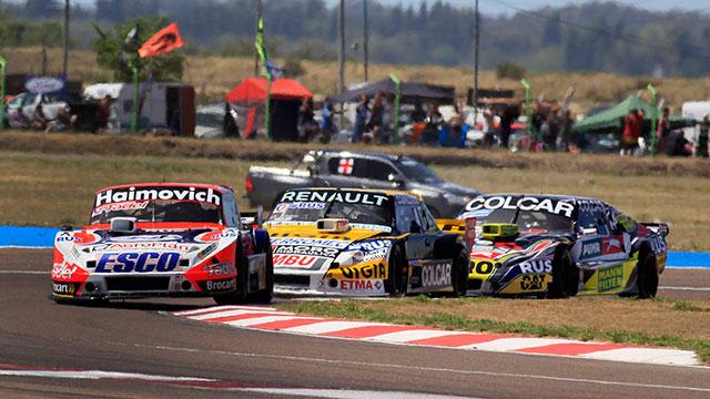 La definición de la Copa de Oro del TC será en el autódromo de San Juan.