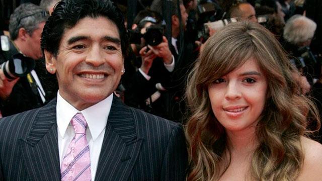 El emotivo mensaje de Dalma Maradona.