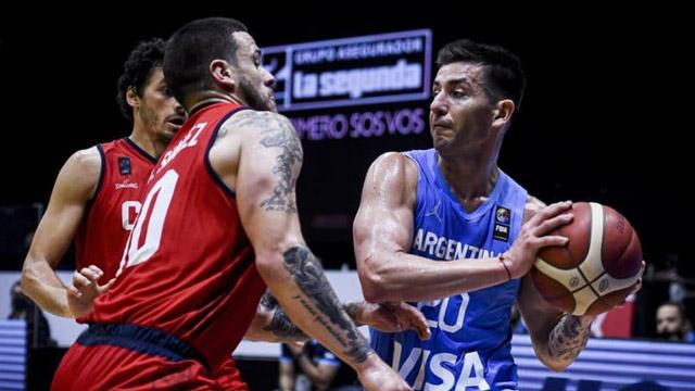 Argentina lidera el Grupo A junto con el seleccinado venezolano.