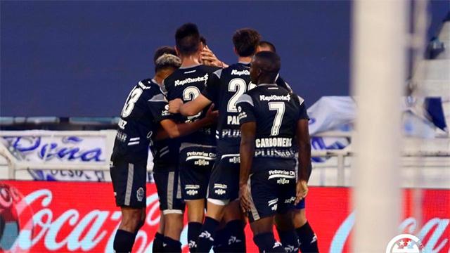 Gimnasia le gana a Vélez 1 a 0, en el primer partido tras la muerte de Maradona