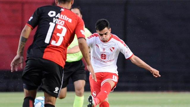 Independiente derrotó 2 a 1 a Colón y logró la clasificación