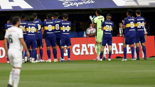 Boca consiguió una victoria que lo ubica en lo más alto de la Zona 4.