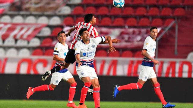 San Lorenzo empató con Estudiantes y clasificó.
