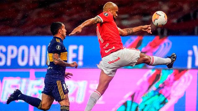 Libertadores: a la espera de Boca o Inter, así quedó el cuadro de cuartos de final