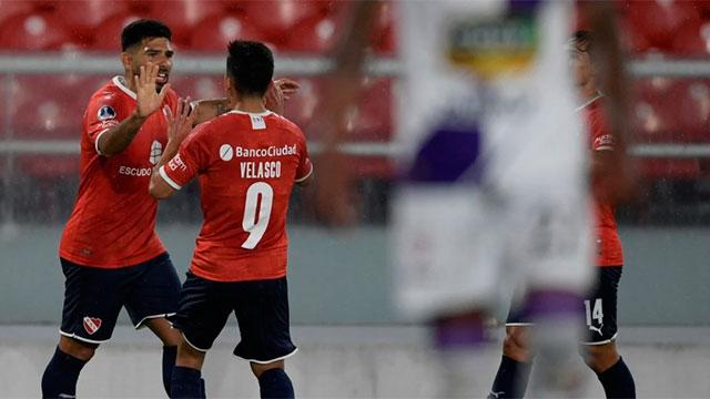 Independiente selló su clasificación a los cuartos de final.