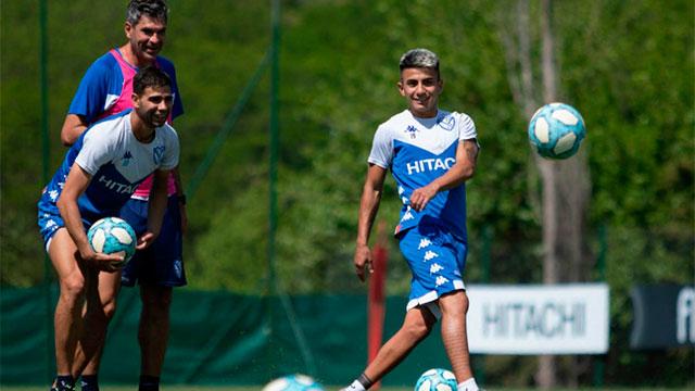 Escándalo en Vélez: Los cuatro futbolistas involucrados no jugarán ante Patronato