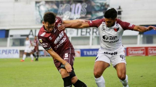 Colón derrotó a Central Córdoba y aseguró el primer puesto de su grupo