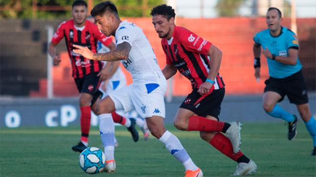 Patronato fue más claro pero no pasó del empate sin goles ante Vélez