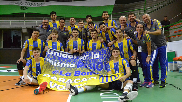 La Bomba participará de la Liga Argentina.