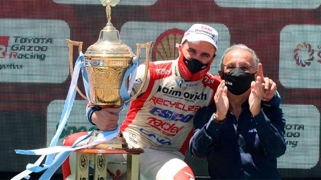 Las claves de Mariano Werner campeón del TC: Actitud, contundencia y regularidad