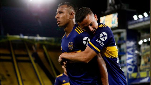 Villa, cerca de volver a jugar en Boca: le levantarían la sanción y estaría ante Gimnasia