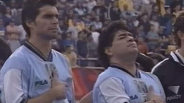 """""""Me duele no tener a Diego, fue un tipo que me hizo feliz"""", expresó el Ratón."""