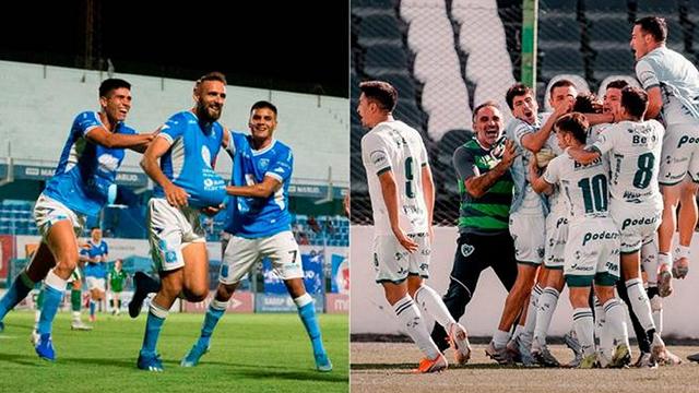 Estudiantes y Sarmiento jugarán la final.