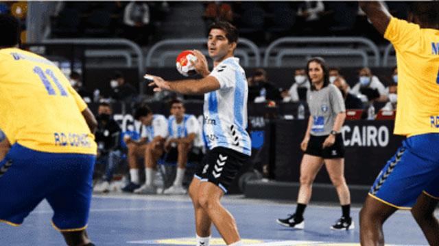 Argentina debutó con un triunfo en el Mundial de Handball