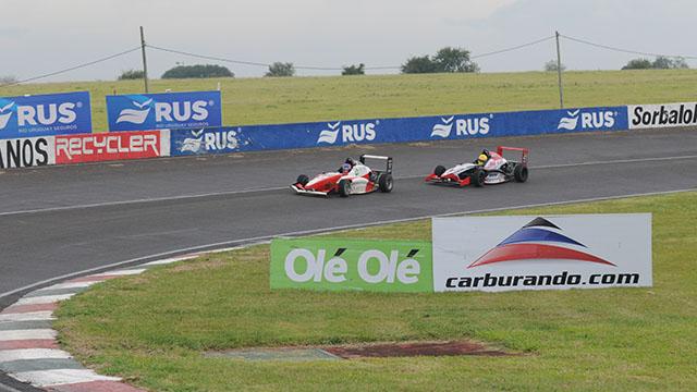 Dominio de Jorge Barrio en la Fórmula.