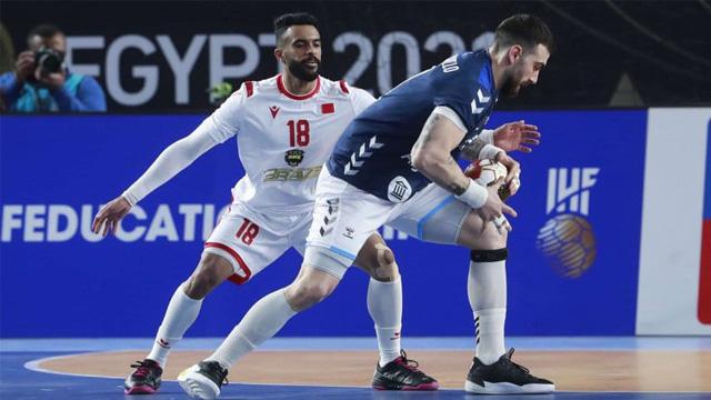 Argentina sumo su segunda victoria en el Mundial de Handball