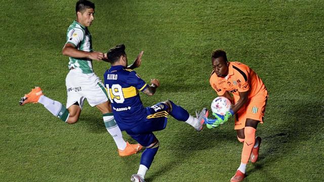 Boca supera por 1 a 0 a Banfield y se está quedando con la Copa Diego Maradona