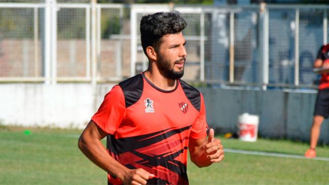 Patronato comenzó este lunes la pretemporada: se sumó al plantel Gabriel Gudiño