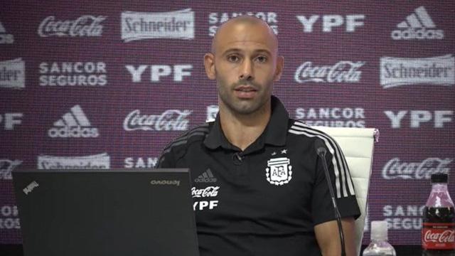 """""""La idea es alinear a todos los seleccionados juveniles"""", explicó Masche."""