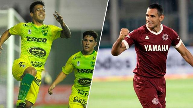 En Córdoba, Lanús y Defensa y Justicia definen al campeón de la Copa Sudamericana