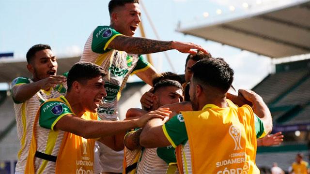 Con presencia entrerriana, Defensa y Justicia se coronó por primera vez campeón de la Sudamericana