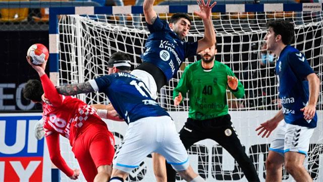 Los Gladiadores buscarán hacer historia en el Mundial de Handball.