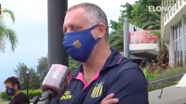 """""""Estamos felices que lo mejor del voley esté en Paraná"""", aseguró el entrenador de Paracao"""