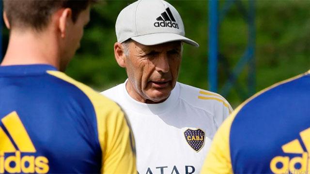 Boca volvió a los entrenamientos con un fuerte protocolo y se sumaron Almendra y Pavón