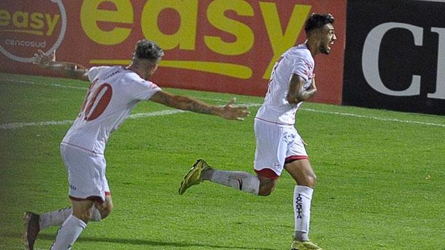 Huracán Las Heras dio otra sorpresa y eliminó a Arsenal.