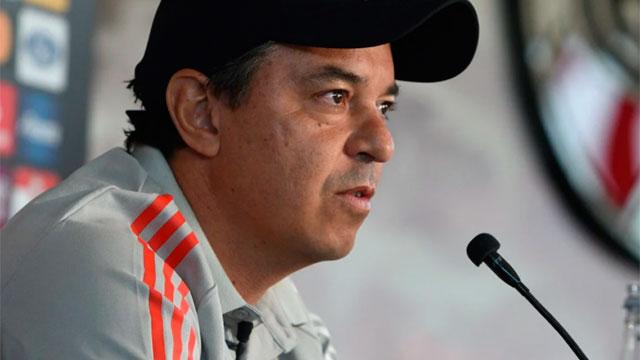 Gallardo citó a cinco nuevos juveniles para el superclásico con Boca