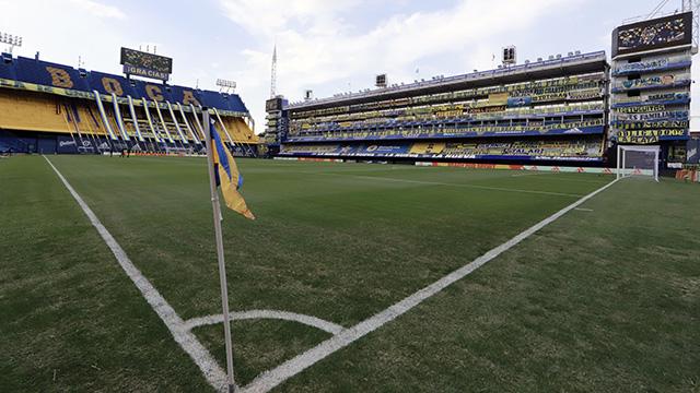 La Liga Profesional y la Libertadores, sin cambios.