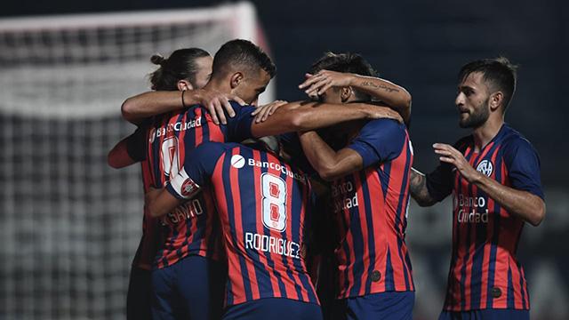 San Lorenzo se impone por 1 a 0 ante Boca en La Bombonera