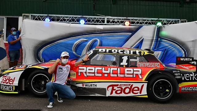 Werner tiene un antecedente a favor: fue bicampeón de Fórmula Renault en 06/07.