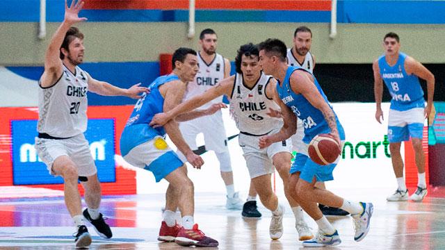 Con el paranaense Matías Solanas, la Selección Argentina ganó y clasificó.