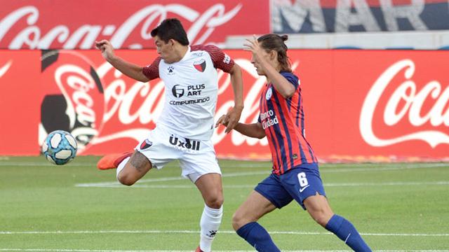 Colón y San Lorenzo quieren volver a la punta de la Zona 1.