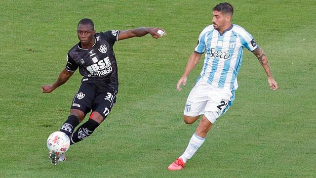 Central Córdoba dio la sorpresa y superó a Atlético Tucumán.
