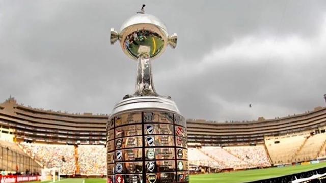 Conmebol confirmó el sorteo de la Libertadores.