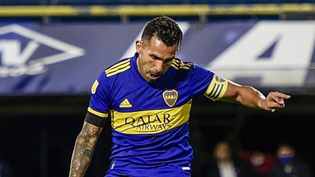 Tevez no se reincorporó a las prácticas y su presencia ante Sarmiento está en duda