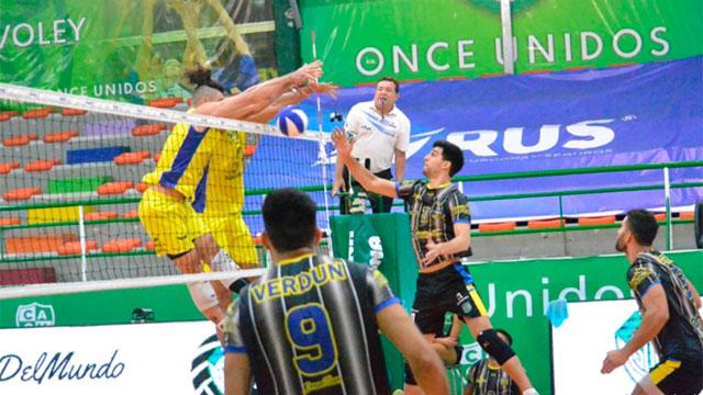 Paracao sigue sin ganar en la Liga de Vóleibol Argentina.